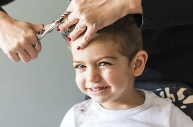 Kids Stylish Cuts